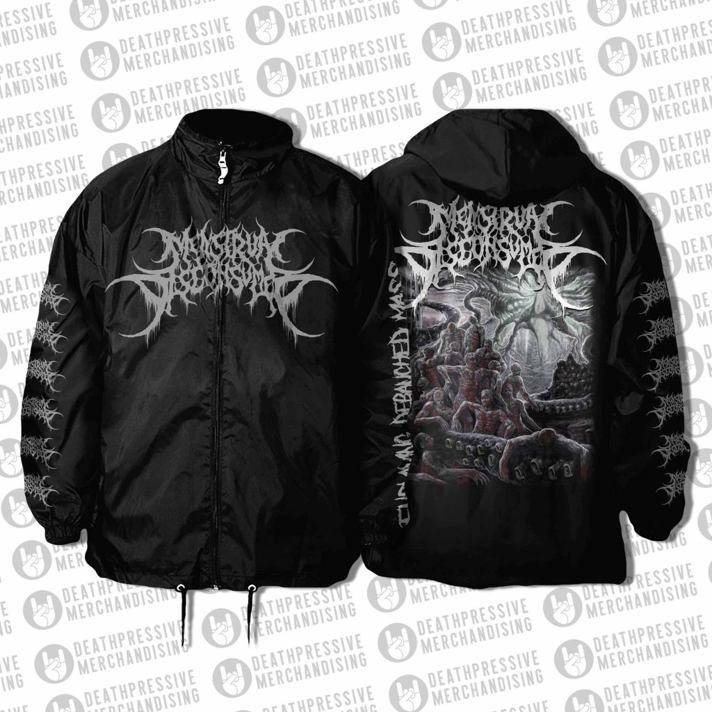 MENSTRUAL DISCONSUMED-Enslaving Debauched Mass-WINDBREAKER