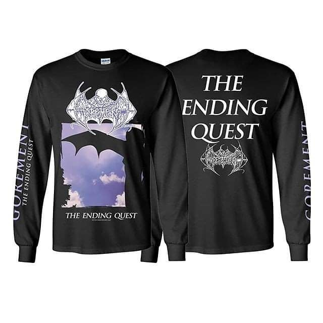 GOREMENT-The Ending Quest-Longsleeve